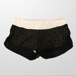LULULEMON / speed shorts 8